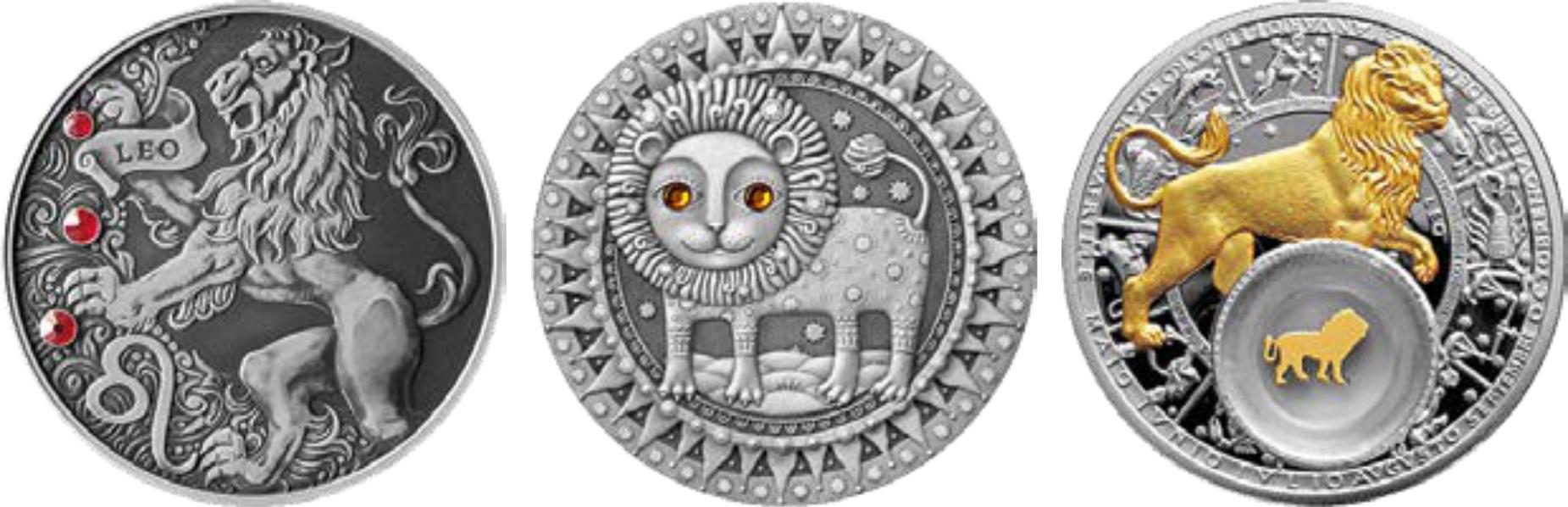 Рис. 4. Памятные монеты Национального банка Республики Беларусь