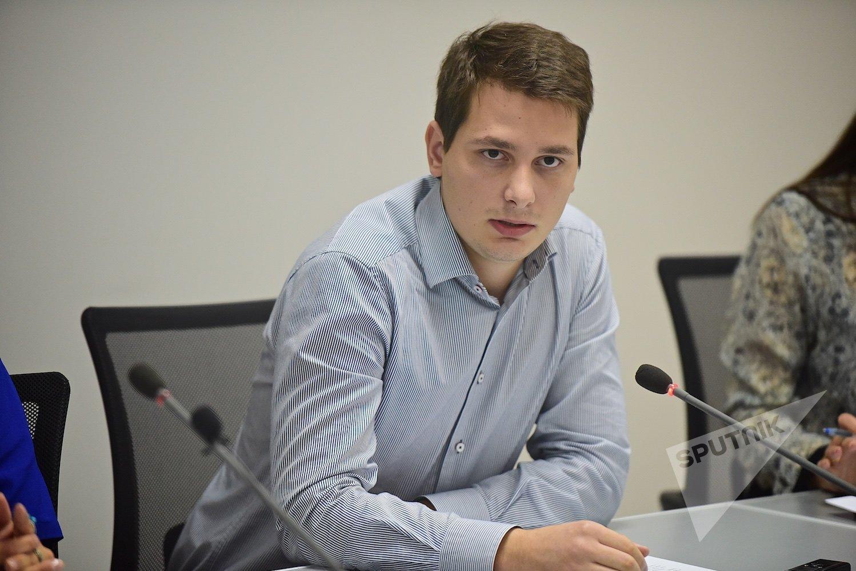 Георгий Меурмишвили. Видеомост Тбилиси-Минск по туризму