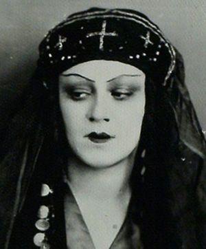 Тамара Цулукидзе. 1930-е.