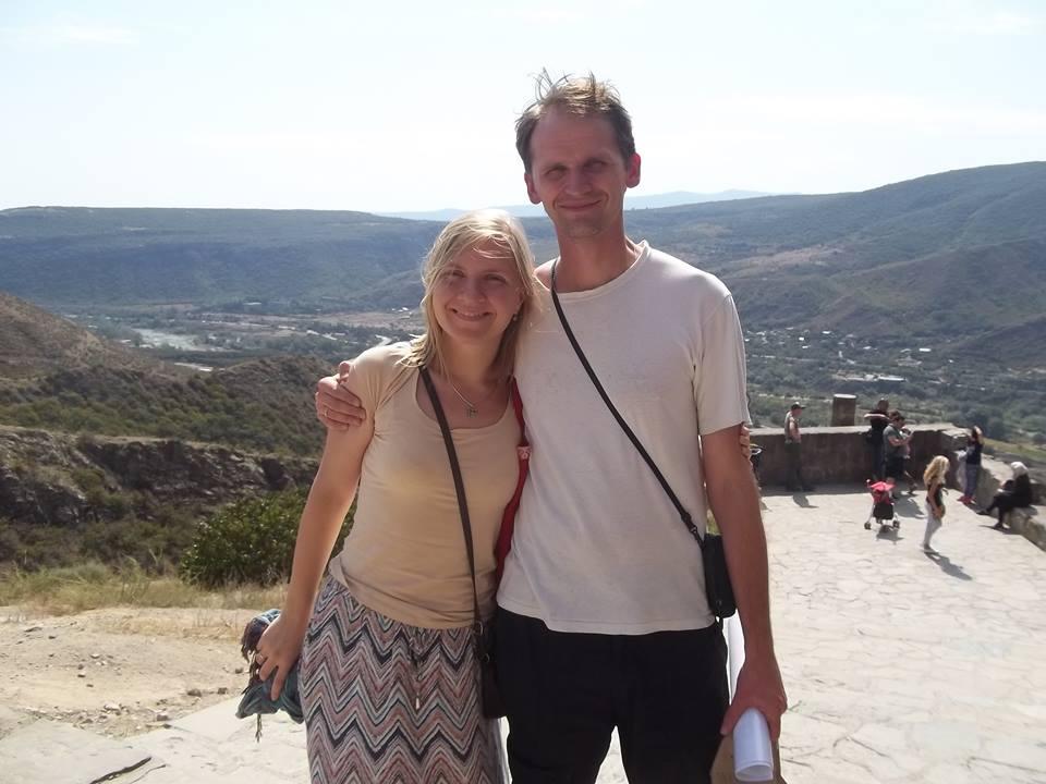 Паша и Маша на Джвари