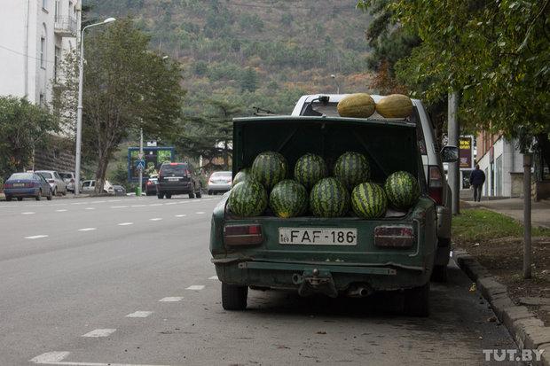 Теперь белорусские водители кажутся самыми аккуратными и вежливыми»