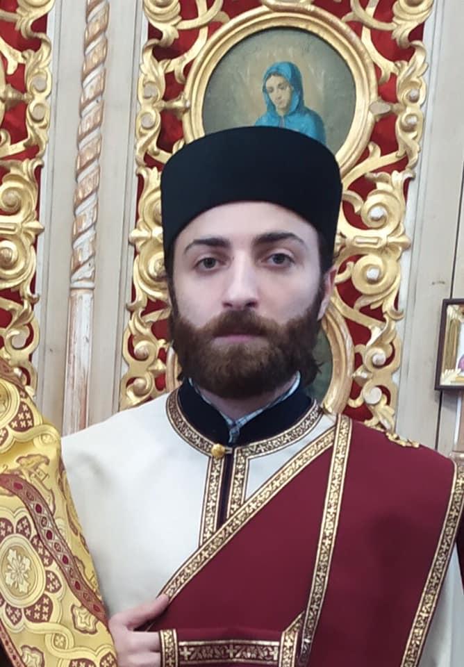 отец Александр Чичуа-Гвазава